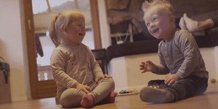 Tiroler Familie will auf Welt-Down-Syndrom Tag aufmerksam machen