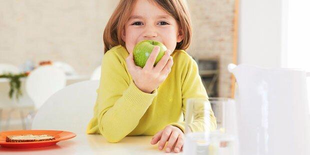 Die 10 besten Lebensmittel für Kinder