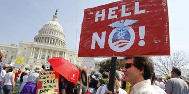 Wütender Protest vor Abstimmung