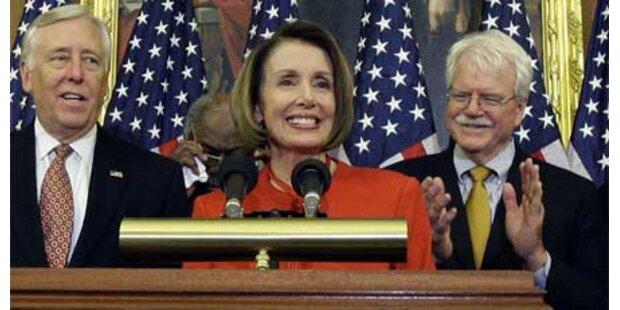 Abgeordnete für Obamas Gesundheitsreform