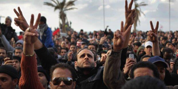 Gegenregierung in Bengasi gebildet