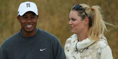 Lindsey Vonn ist wieder zurück bei ihrem Tiger
