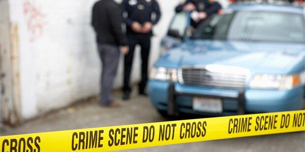 Teenager auf offener Straße erschossen