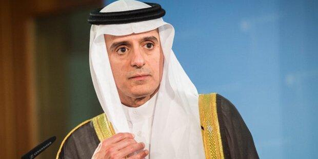 Saudi mit Lob: