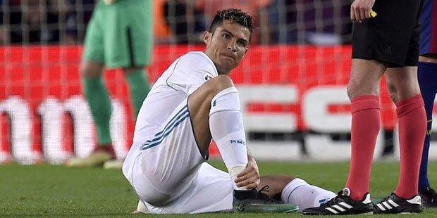 Neuestes Update zur Verletzung von Ronaldo