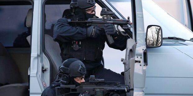 Festnahmen: Terror-Verdächtige wollten