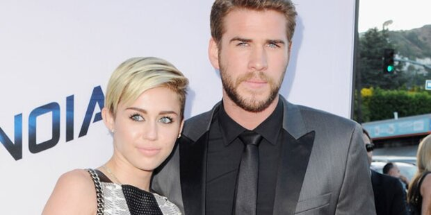 Miley & Liam sind noch immer ein Paar