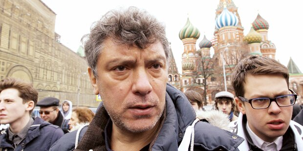 Putin-Gegner vor Kreml ermordet