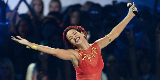 Pop-Diva Rihanna zieht Verbrecher an
