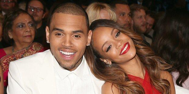 Rihanna: Nimmt sie Chris Brown zurück?