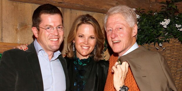 Clinton im Schwarzwald
