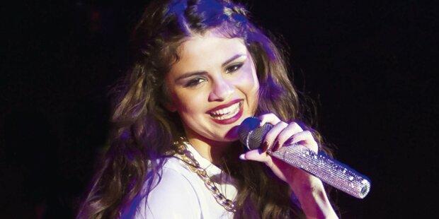 Selena Gomez bringt Lolita-Show nach Wien