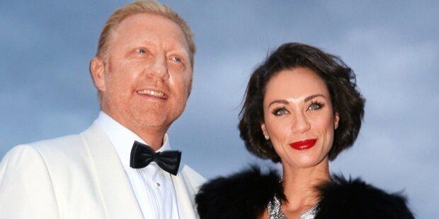 Boris Becker lässt seine Ex-Frauen zittern