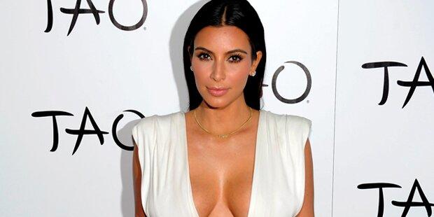 Kim Kardashian bei