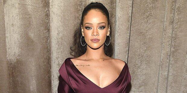 Rihanna: Zittern um Wien-Konzert