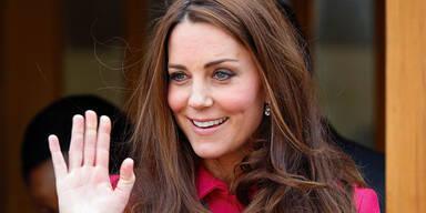 Kate: Kriegt sie eine kleine Alice?