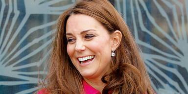 Kate: Countdown für's Baby hat begonnen