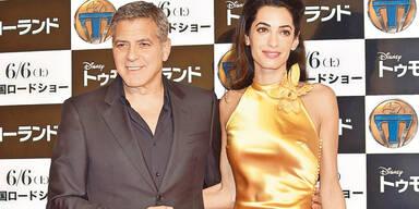 Nachwuchs bei Clooneys?