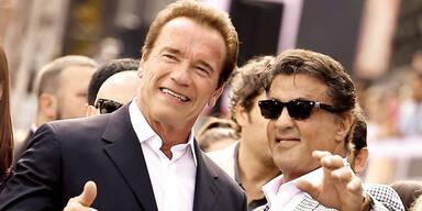 Arnie: So cool wie nie
