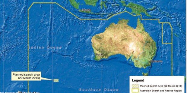 Geister-Jet vor Australien gefunden?
