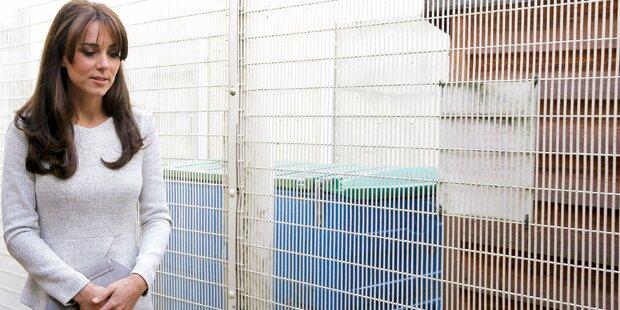 Kate: Geheim-Besuch im Gefängnis