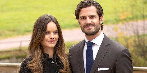 Nachwuchs für Sofia & Carl Philip?