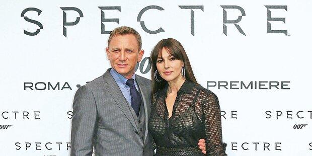 Bond-Stars erobern jetzt ganz Europa