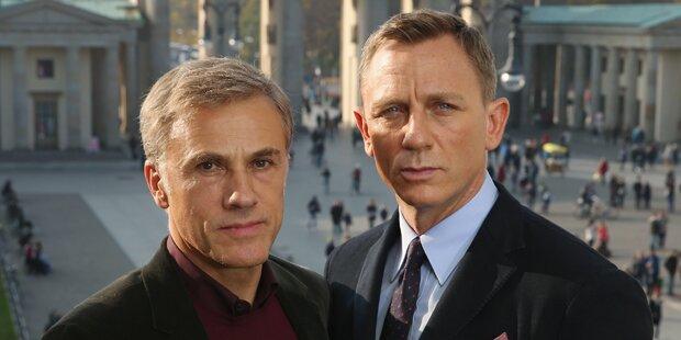 Craig & Waltz: Das Bond-Geheimnis
