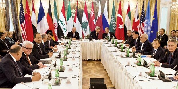 Syrien-Gipfel: Schaffen sie Frieden?
