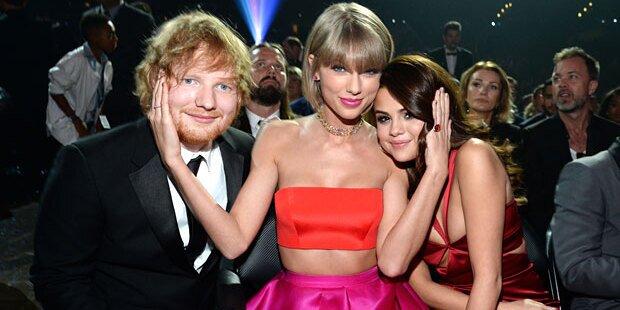 Die Gewinner der Grammys 2016