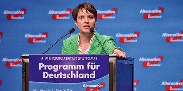 Wahlen in Mecklenburg-Vorpommern: Wahl-Beben: AfD erstmals vor CDU