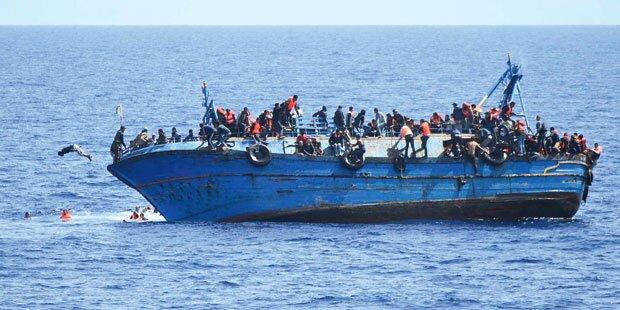 Flüchtlingskrise: Alle wollen die süße Favour adoptieren