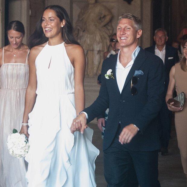 Bastian Schweinsteiger und Ana Ivanovic sollen Nachwuchs erwarten
