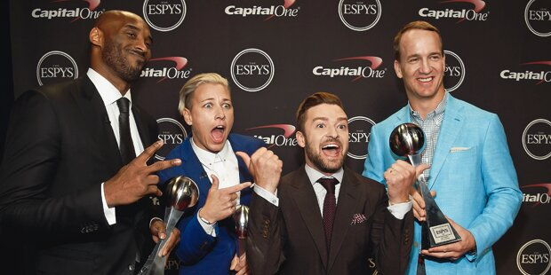 ESPY-Awards: Stars am Red Carpet