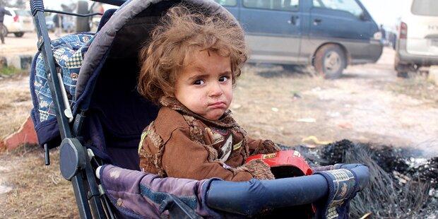 Unwürdiges Feilschen um Aleppos Menschen