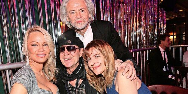 Pamela Anderson bei Lambertz-Sweet Disco