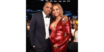 Diashow: Beyoncé auf den Grammys: Bauch-Debüt
