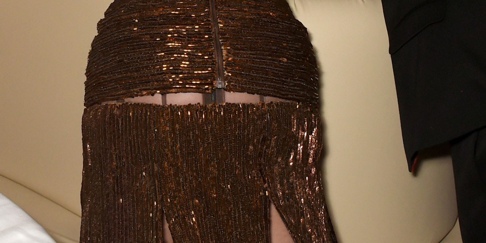 Katy Perry: Po-Panne bei den Oscars