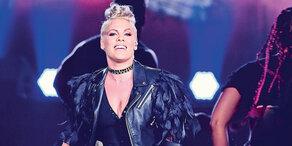 Pink meldet sich mit neuem Musikvideo zurück