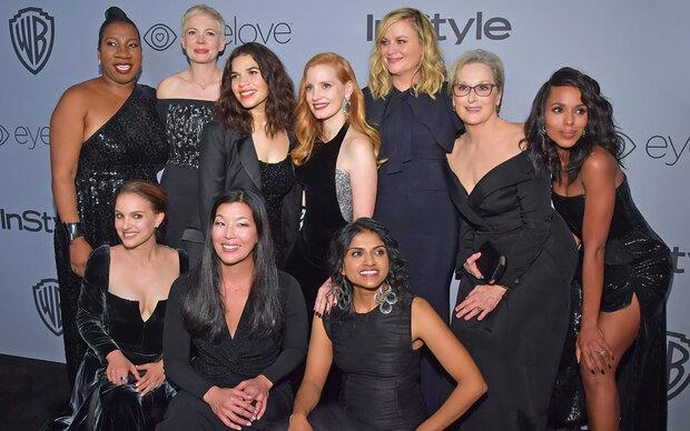 Hollywoods Frauen haben genug