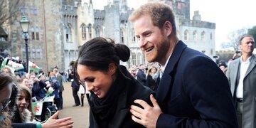 Meghan & Harry: Royals: Fans jubeln wie bei Popstars