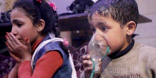 UNO zweifelt an Giftgas-Angriff