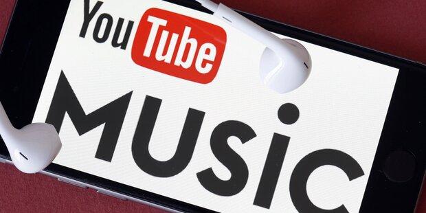 Youtube Music bläst zum Angriff auf Spotify & Co.