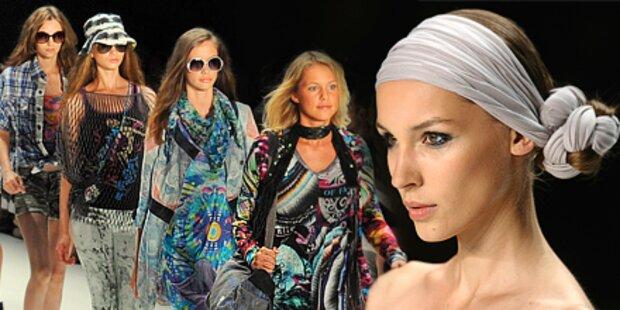 Fashion-Spaß: Bunte Trends aus Berlin