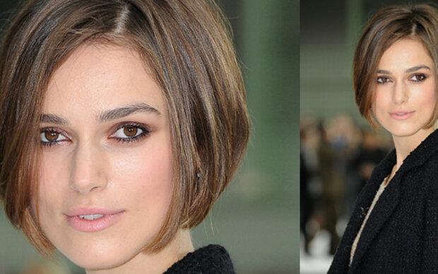 Keira Knightley Hat Einen Bob Als Neue Frisur