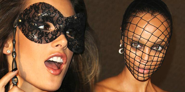 Vogue-Gala als Star-Maskerade