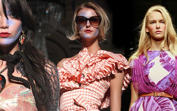 Vivienne Westwoods Romantik-Punk