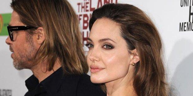 Angelina Jolie: Makeover vor Hochzeit?