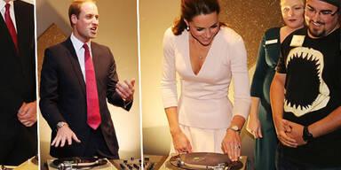 Herzogin Kate & Prinz William in Adelaide