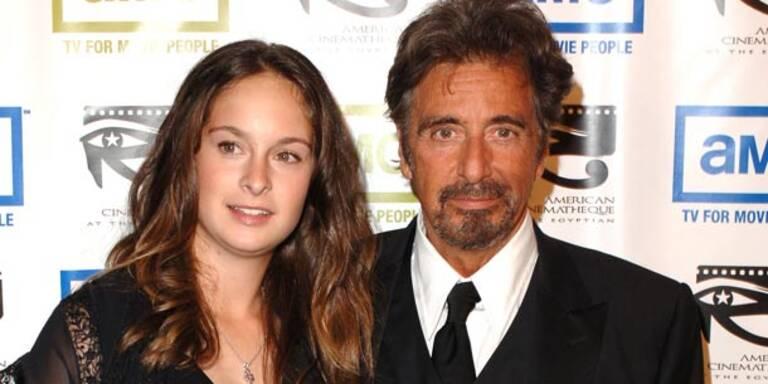 Julie Pacino: Festnahme nach Alkoholfahrt
